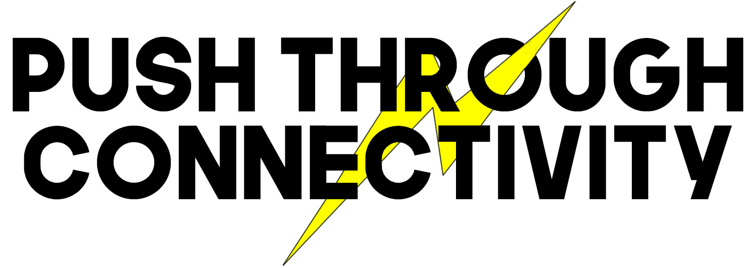 Push Through Connectivity logo