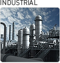 particle treatments for industrial applications