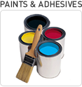 particle treatments for paint applications