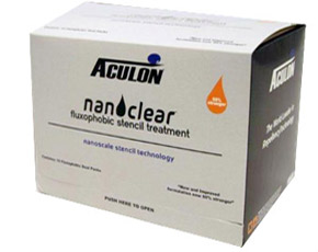 NanoClear Stencil Wipes