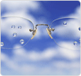 Hydrophobic and Oleophobic Coatings for Optical Applications
