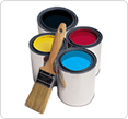 Nanotech coatings for paints and adhesives