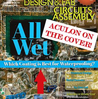 IPX7 PCB Waterproofing | Electronics Waterproofing | Aculon