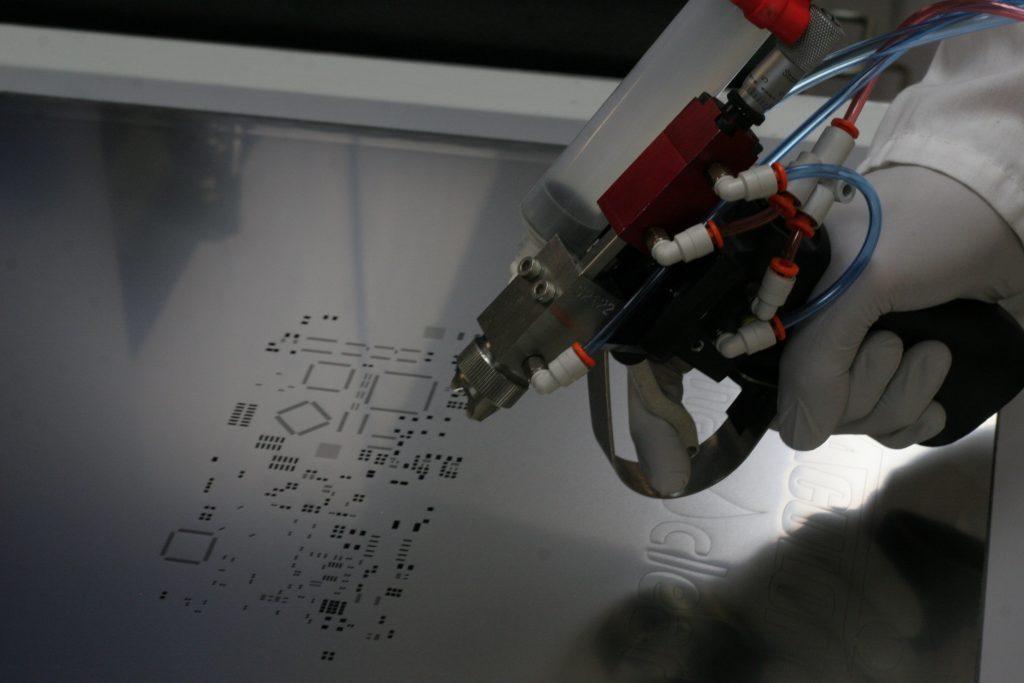 NanoClear Spray Application