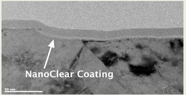 NanoClear Aperture Coating