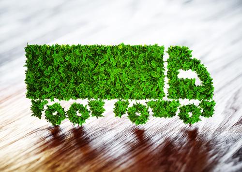 Coatings utilizing sustainable transportation