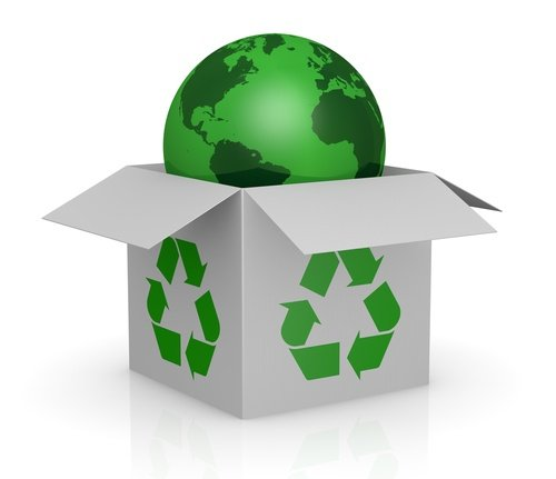 Coating solutions using recyclable packages