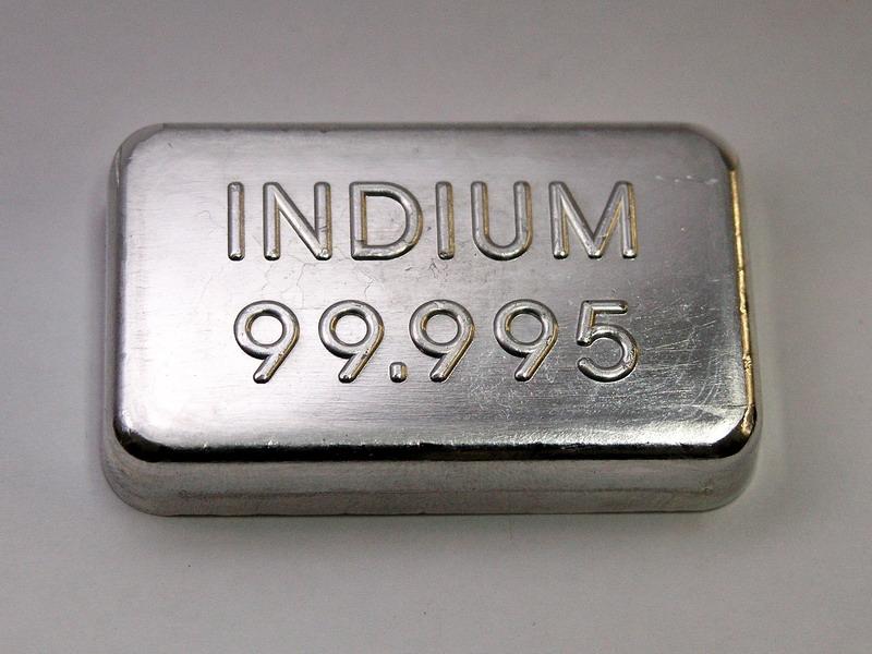 Indium Nanocoating