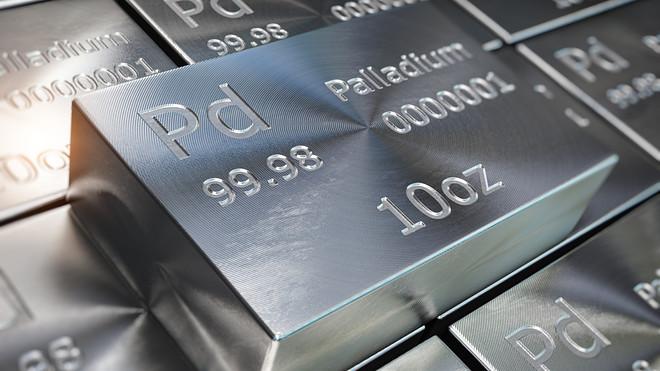 Palladium Coating