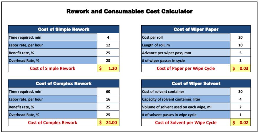 NC Cost Calc