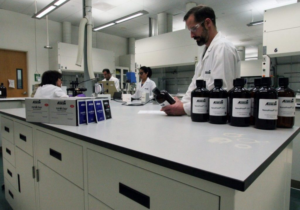 Aculon NanoCoating Research Laboratory