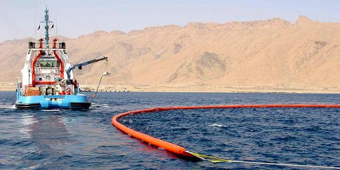 Anti Fouling for Oil Boom
